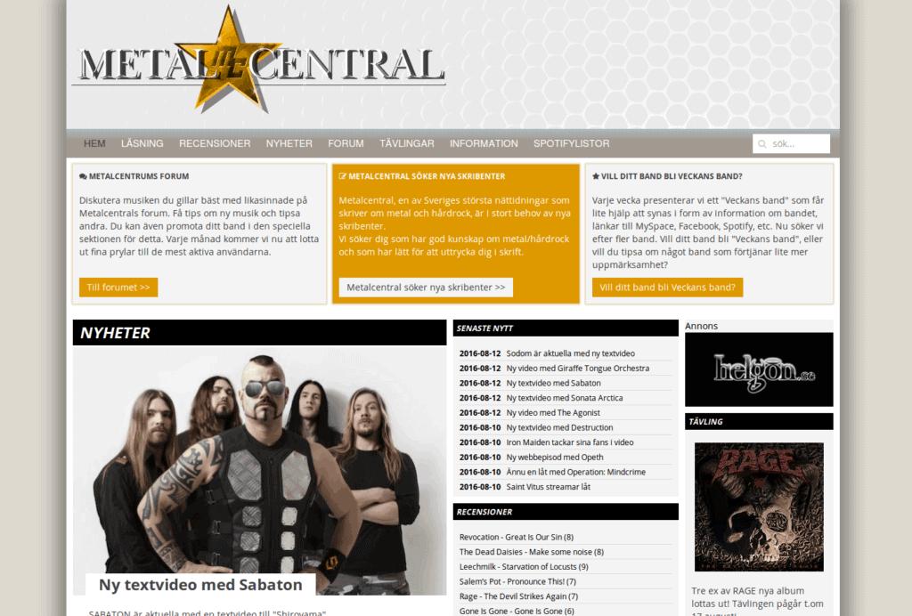 Metalcentral.net 1